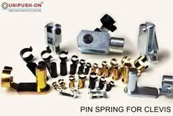 Spring Pins for Din 71752 Clevis