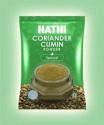 Hathi Greenish Coriander Cumin Powder, Packaging Type: Packet, Packaging Size: 200g