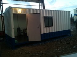 Steel Security Cabin