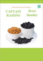 Black Raisins  / Indian Raisins/ black  kishmish