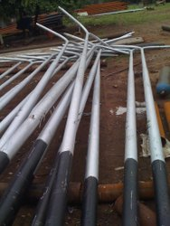 Swaged Poles