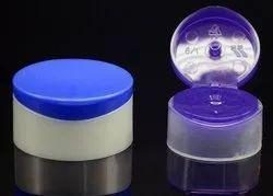 Flip Top Cap for Cosmetic Industry