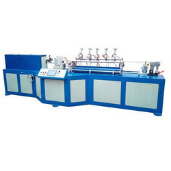 5 Blade Model Paper Straw Making Machine
