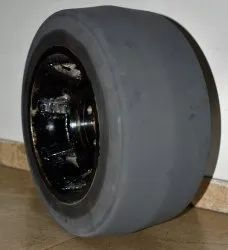 Rubber Coated Wheels