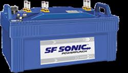 12.V SF SONIC BATTERY, Model Name/Number: Power Pack, Capacity: 150.AH