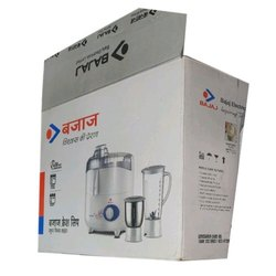 Bajaj Juicer Mixer Grinder, Model Number: Jmg Fresh-sip