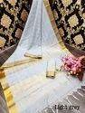 Indian Linen Sarees