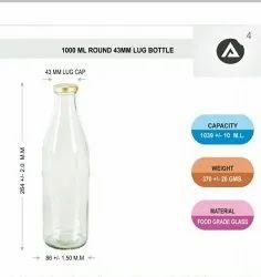 Milk Shake Glass Bottles