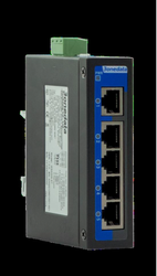 5 Port Unmanaged Ethernet Switch : IES2005-5T