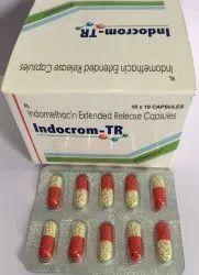 Indomethacin Sustained Release Capsules