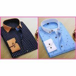 Cotton Men's Shirt