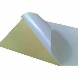 White Adhesive Paper Gumming Sheet, Single Side, Packaging Type: Packet
