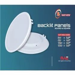 3W Backlite LED Panel Light Housing S Series