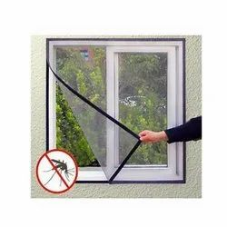 Polyester Hanging Mosquito Nets, For Window, Packaging Type: Roll