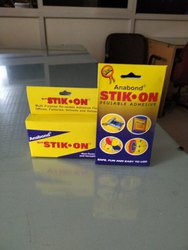 Stik-on Re-usable Adhesive