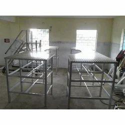 Aluminum Fabrication Work