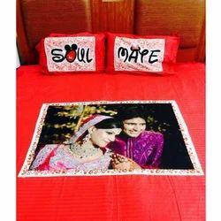 Osiyankart Cotton Printed Bed Sheet