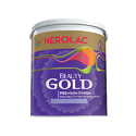 Matt Nerolac Beauty Gold Premium Finish Interior Emulsion Wall Paint, Packaging Type: Bucket