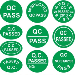 Packet Industrial Labels