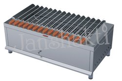 Stainless Steel Barbeque Set