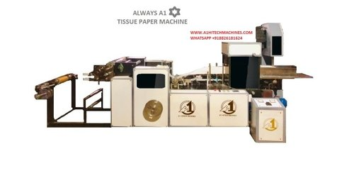 Autometic Tissue paper making Machine