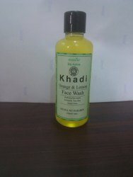 Khadi Orange & Lemon Face Wash