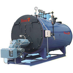 Oil & Gas Fired 500-1000 Kg/hr Packaged Steam Boilers
