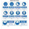 Safety Mandatory Sign