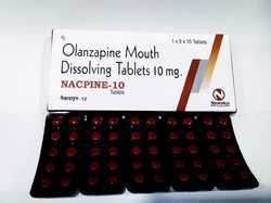 Olanzapine Mouth Dissolving Tablet