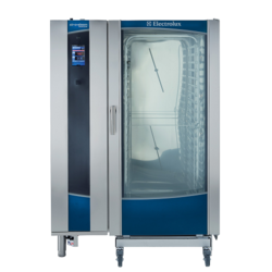 Electrolux Air-O-Steam Combi Oven, Capacity: 0-100 kg