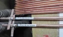 Pure Copper Coating Earthing Electrode