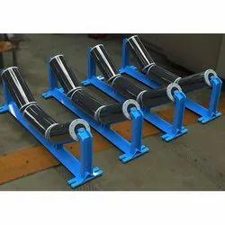 Mild Steel Conveyor Idler