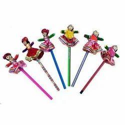 Rajasthani Puppet Pencil Pair