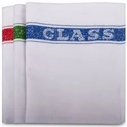 Plain White  Cleaning Cloth