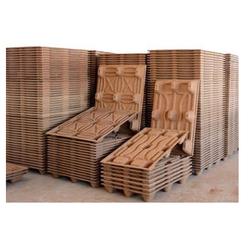 Press Wood Pallet