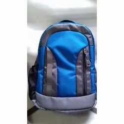 Blue-Grey School Bags