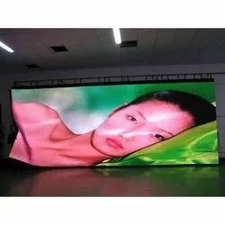 Foldable LED Video Display Screen