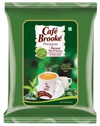 Tea Pouch Packing