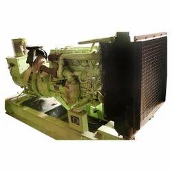 Low Grade Fuel Marine Engine