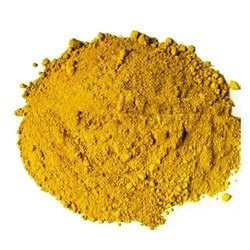 Yellow Iron Oxide ( Natural )