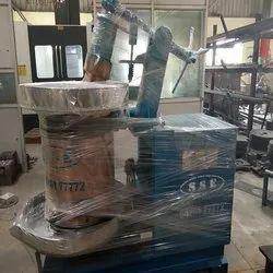 Semiautomatic Groundnut Oil Making Machine