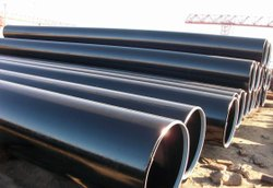 ERW / Seamless API High Pressure Steel Pipes
