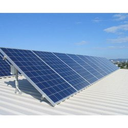50 KW Solar Power Plant