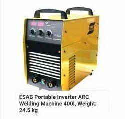 ESAB PORTABLE Invetor Arc Welding 400I