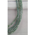 Green Diamond Beads, For Jewelry Component, Size: 5 - 8 Mm