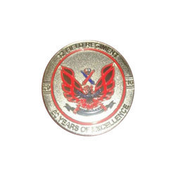 Antique Excellence Brass Medal