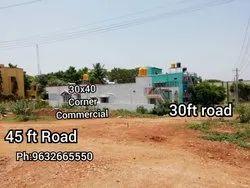 Commercial Plot/ Site, Size/ Area: 1200 Sq Ft