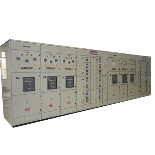 Mild Steel Automatic LT Distribution Control Panel Service, Power: 3 kW