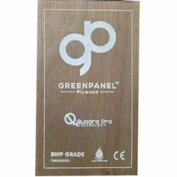 Greenply Brown 18 Mm Green Panel Plywood, Grade: Bwp, Size: 8 X 4 Feet