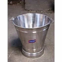 15 Litre Stainless Steel Bucket